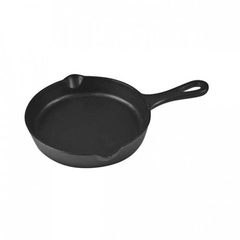 PUJADAS Mini Round Cast Iron Frypan 135mm