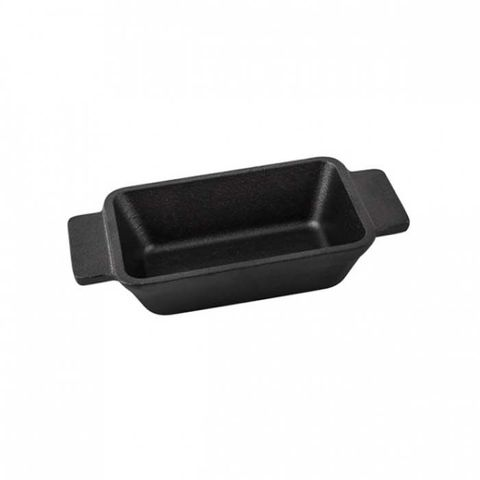 DIS MODA PROVENCE Rectangular Cast Iron Baker134x90x37mm