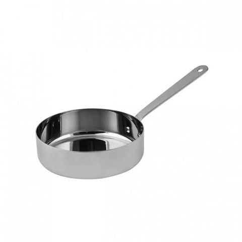 MODA SOHO Mini Round Frypan S/S 120X35mm