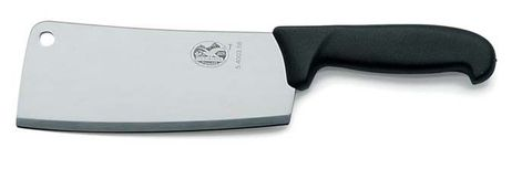 Victorinox Kitchen Cleaver 18cm (320g) -  Black