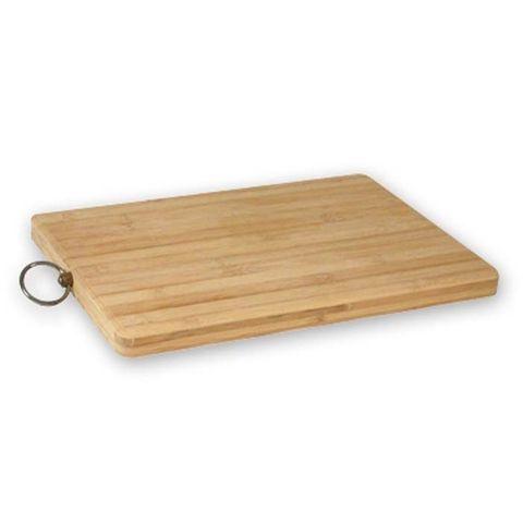 Rectangle Bamboo Chopping Board 30x20x2cm
