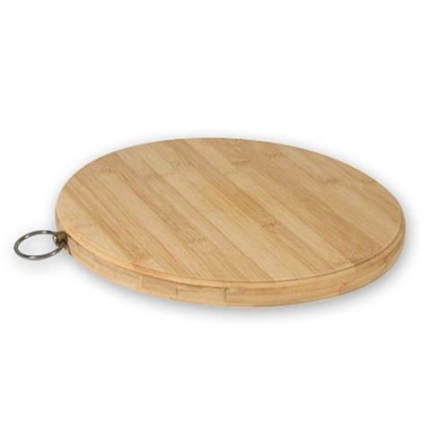 Round Bamboo Chopping Board 400mm