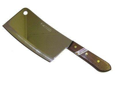 8'' Kiwi Brand Thai Cleaver Knife