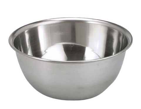 0.9lt Deep Mixing Bowl 18/10  - 158x70mm
