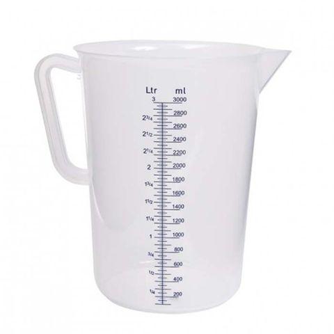 3.0lt Measuring Jug -PP