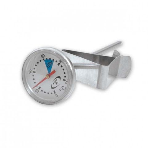Coffee Thermometer w/Clip 28mm Dual 150mm Probe