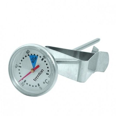 Coffee Thermometer  w/Clip 28mm Dual 200mm Probe