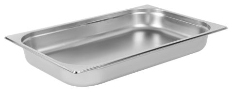 Gastronorm Pan S/S 1/1 150mm (Anti-Jam)