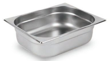 Gastronorm Pan S/S 1/2 100mm (Anti-Jam)