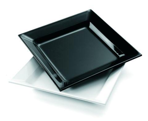 Platter Square 270x270mm Black