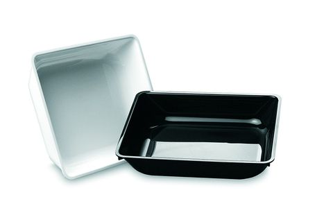 Deli Display Tray 295x247x63mm White