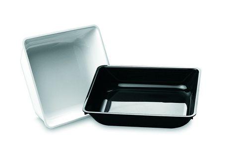 Deli Display Tray 295x247x63mm Black
