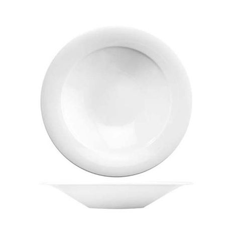"Mid Rim Bowl 228mm ""MENU"" ART de CUISINE"