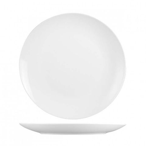 "Coupe Round Plate 200mm ""MENU"" ART de CUISINEE"
