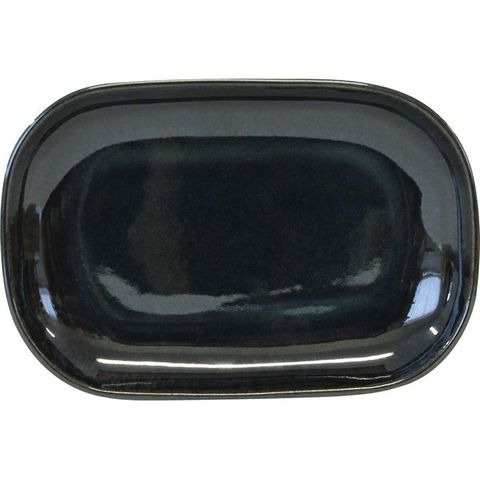 ARTISTICA Rectangular Plate Coupe 240x160x25mm Midnight Blue