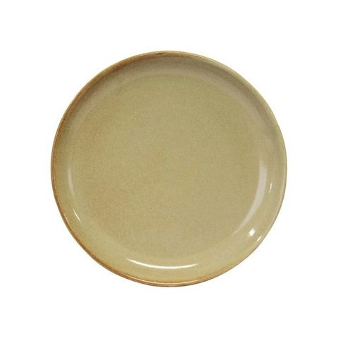 ARTISTICA Round Plate 190mm Rolled Edge Flame
