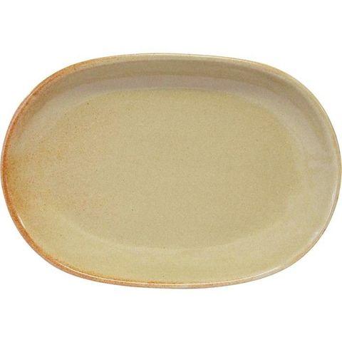 ARTISTICA Oval Serving Platter 305x210mm Flame