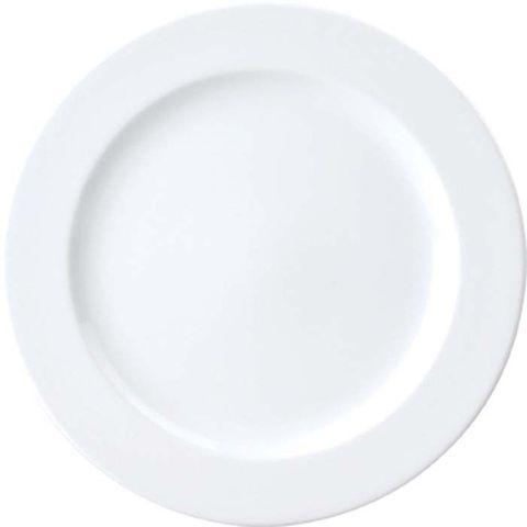 Rim Shape Round Plate 180mm CHELSEA  (0923)
