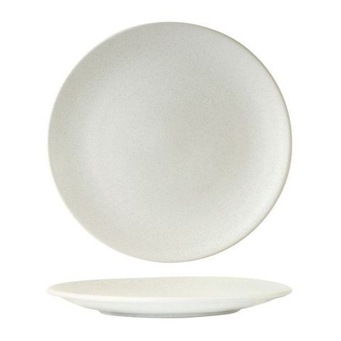 Round Coupe Plate 285mm ZUMA Frost
