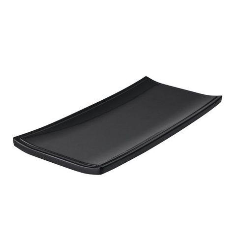 Melamine Sushi Platter 236x100mm RYNER Black