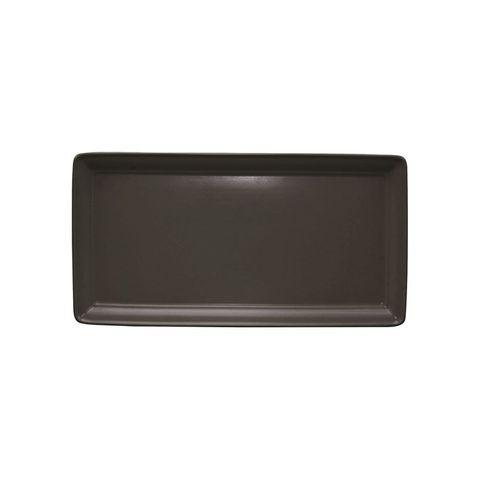 Rectangle Tray 270x140mm RENE OZORIO AURA Matt Black (434076)