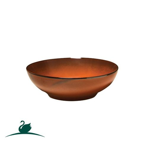 Coupe Pasta Bowl 205mm CAMEO Brown