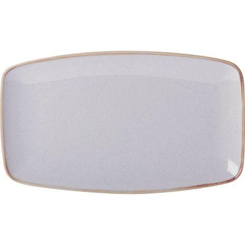 Rectangular Plate 310x180mm SEASONS Stone