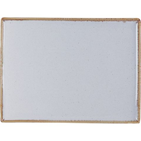 Rectangular Platter 350x260mm SEASONS Stone