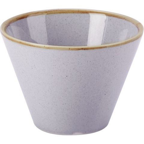 Conic Bowl 90mm SEASONS Stone