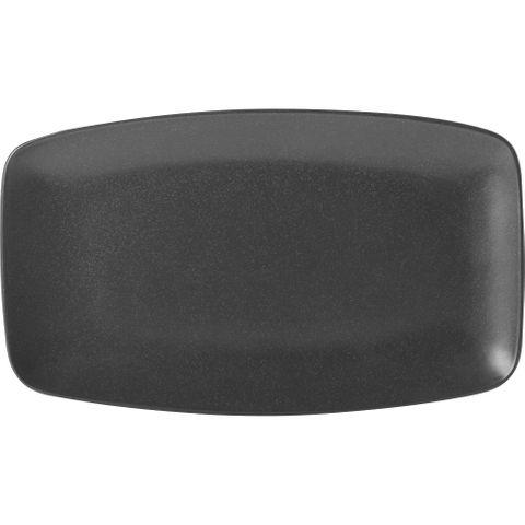 Rectangular Plate 310x180mm SEASONS Graphite