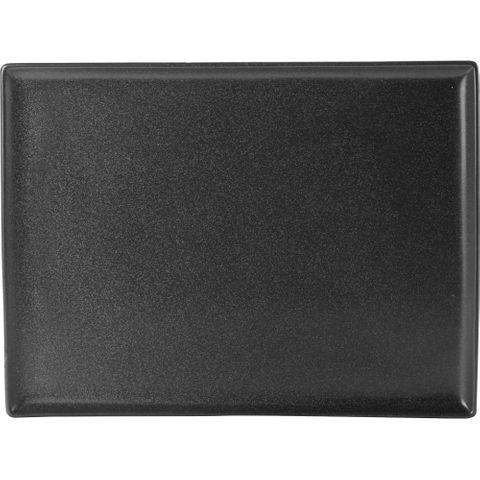 DS Rectangular Platter 350x260mm SEASONS Graphite