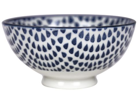 Drops Round Bowl 100mm GUSTA Out of the Blue