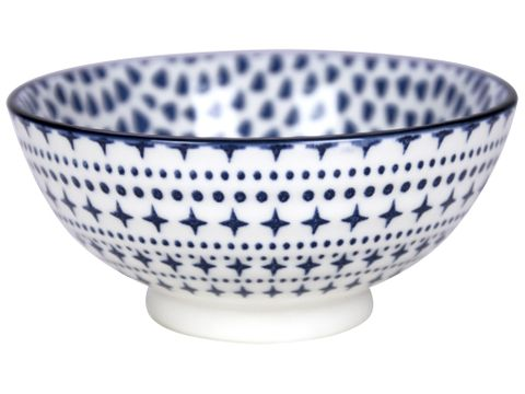 Drops Round Bowl 120mm GUSTA Out of the Blue