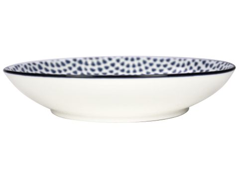 Drops Round Bowl Flared 215mm GUSTA Out of the Blue