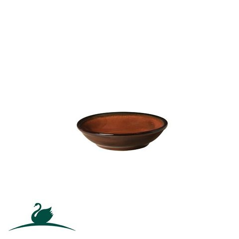 Soy Dish 95mm CAMEO Brown