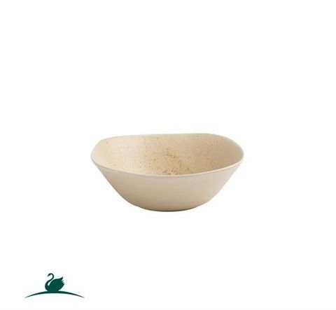 Square Coupe Bowl 170x170mm CAMEO Sand