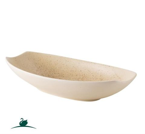 Boat Bowl 355x175mm CAMEO Sand