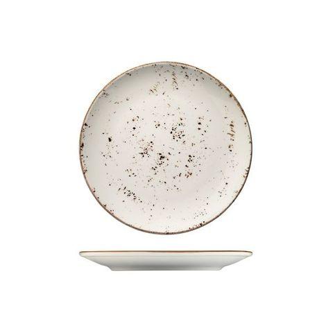 Round Flat Plate 270mm BONNA Grain