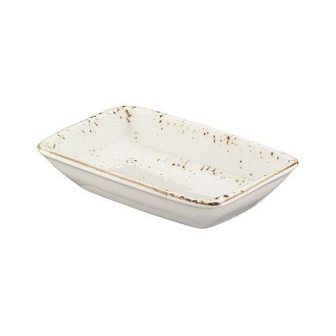 Rectangular Plate 160x90mm BONNA Grain
