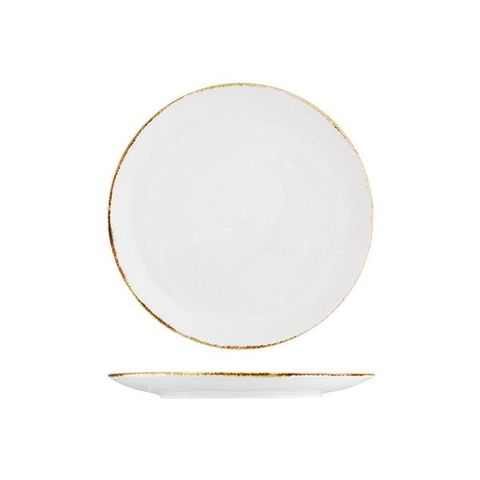 Round Coupe Plate 210mm FORTESSA SPICE Salt
