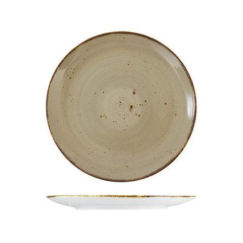 Round Coupe Plate 275mm FORTESSA ERTHE Shitake