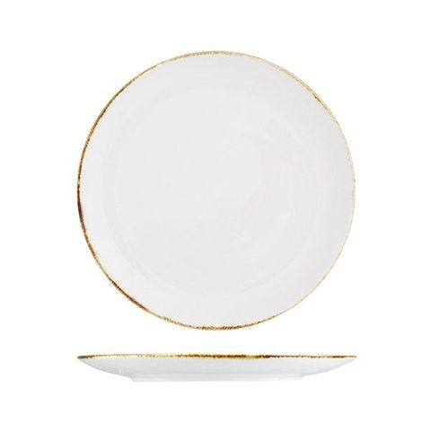 Round Coupe Plate 275mm FORTESSA SPICE Salt