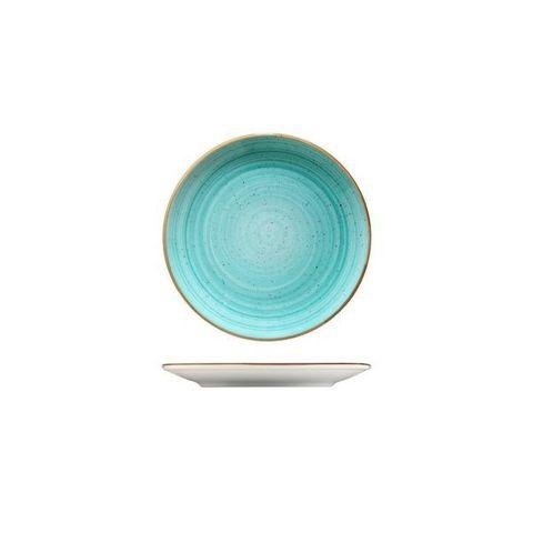 Round Flat Plate 210mm BONNA AURA Aqua