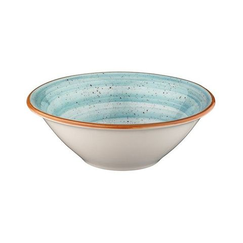 Round Bowl 900ml/200mm BONNA AURA Aqua