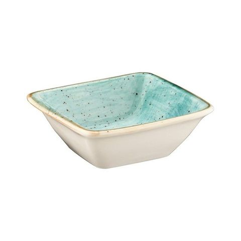 Square Mini Bowl 80x85mm BONNA AURA Aqua