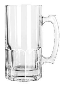 Libbey Gibraltar Super Beer Mug 1L- 1DOZ - LB5262
