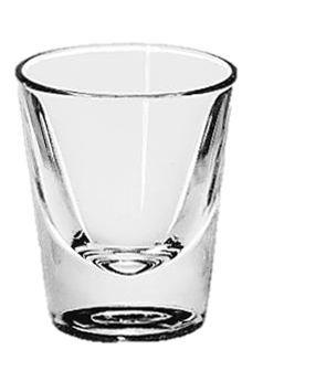 Libbey Whiskey / Shot Glass 1.5OZ - 1DOZ - LB5120