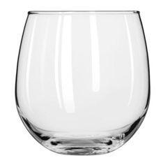 Libbey Stemless Red Wine Glass 495ml/16.75oz - 1DOZ - LB222