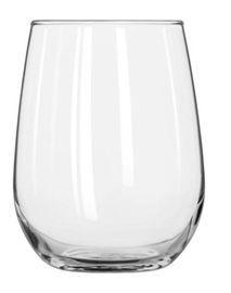 Libbey Stemless White Wine Glass 503ml/17OZ-1DOZ - LB221