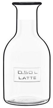 Optima Milk Bottle 500ml LUIGI BORMIOLI 12/set